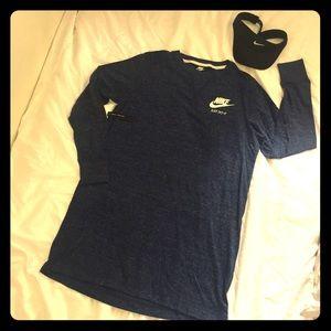 Nike Vintage Athletic T-Shirt Dress